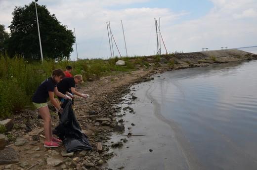 Jezioro Goczałkowickie naszym wspólnym dobrem.
