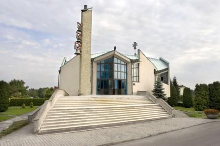Kościół wZaborzu